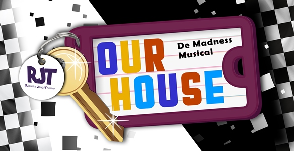 Theatergroep NuRT speelt de Madness musical Our House