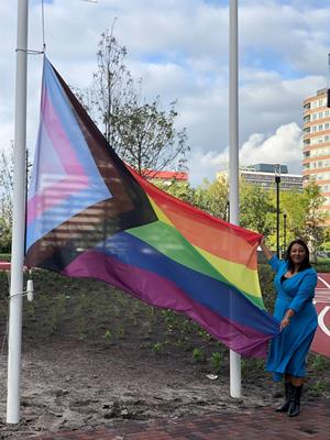 Coming out Day in Rijswijk
